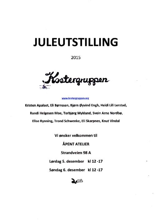kosterutstilling_2015_1