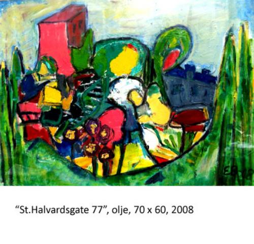 st. halvarsgate77
